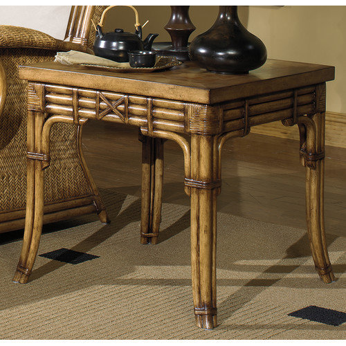 Acacia Home and Garden Royal Pine End Table