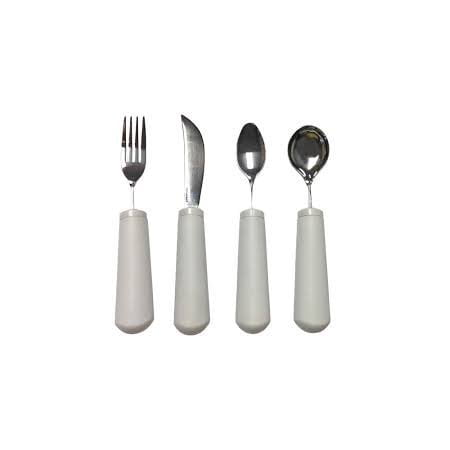 Kinsman Classic Weighted Utensils : Fork ONLY (Picnic Serving Utensil Fork)