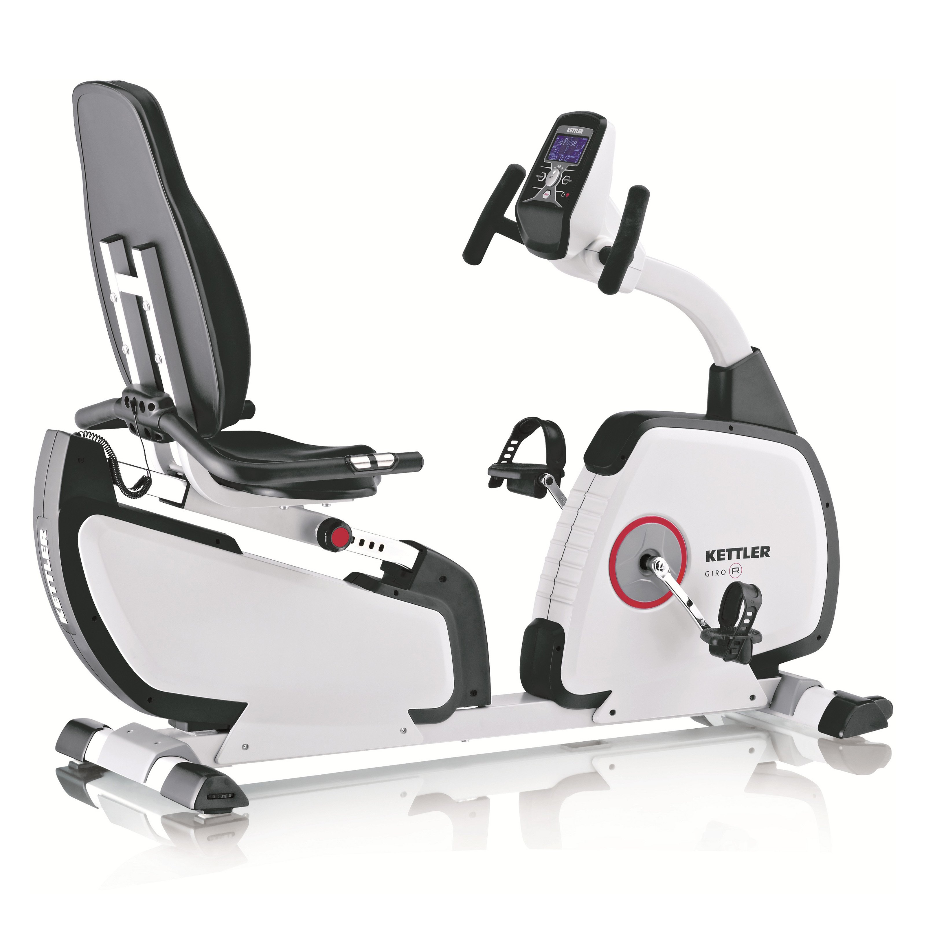 KETTLER® Advantage GIRO R Recumbent Exercise Bike