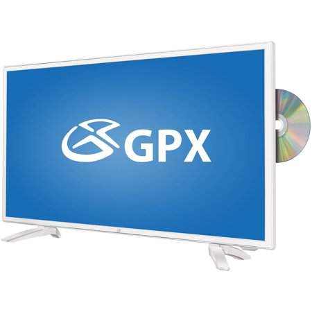 GPX TDE2475WP 24″ 1080p 60Hz LED HDTV/DVD Combo