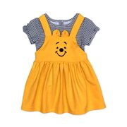 Disney Baby Girl Winnie The Pooh Jumper