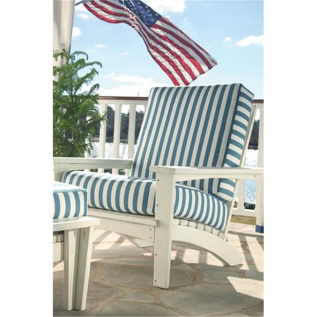 Uwharrie Chair CHCO-00D Chat Corner Unit Cushion - Grade D
