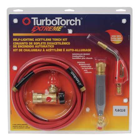 TURBOTORCH 0386-0835 Brazing And Soldering Kit