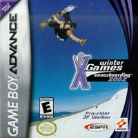 ESPN Winter X Games Snowboarding GBA