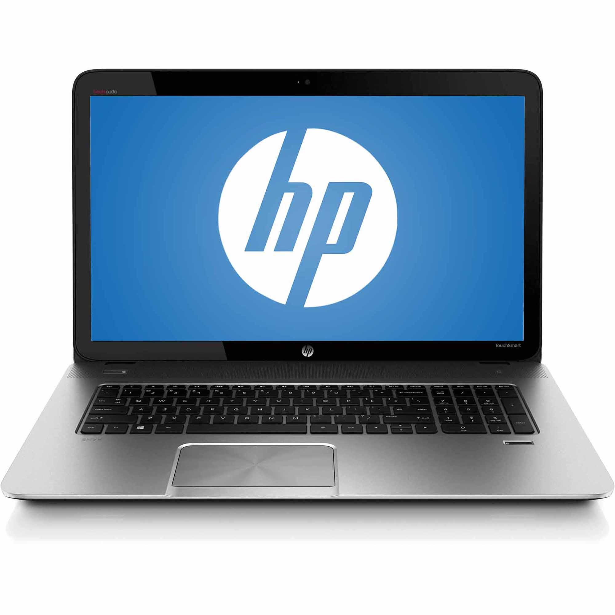 """HP Refurbished Silver 17.3"""" ENVY TouchSmart m7-j010dx Laptop PC with Intel Core i7-4700MQ Processor, 8GB Memory, Touchscreen, 1TB Hard Drive and Windows 8"""