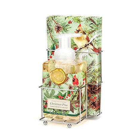 Michel Design Works Scented Foaming Hand Soap And Napkin
