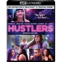 Hustlers (4K Ultra HD + Blu-ray + Digital Copy)