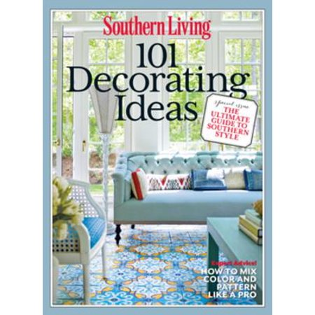 SOUTHERN LIVING 101 Decorating Ideas - eBook - Fall Mantel Decorating Ideas