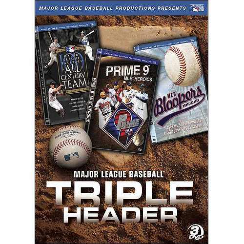 MLB: Major League Baseball Triple Header