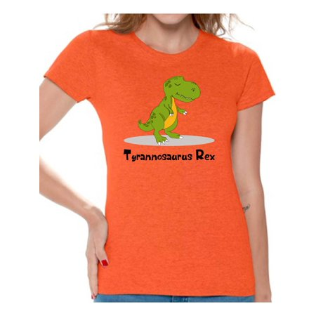 Anime Outfits (Awkward Styles Tyrannosaurus Rex Dinosaur Shirt Dinosaur Tshirt for Women Dinosaur Birthday Party Dinosaur Gifts for Her Funny Spirit Animal Shirt Women's Dinosaur Outfit Tyrannosaurus Rex)
