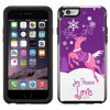 Skin Decal for OtterBox Symmetry Apple iPhone 6 Case - Prancing Deer in Snow with Sweater