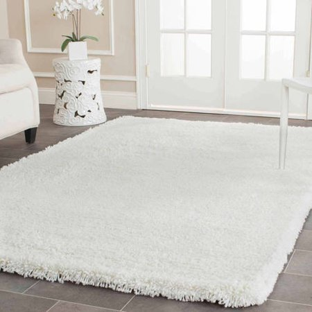 Safavieh Harvey Solid Shag Area Rug or Runner