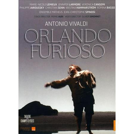 Orlando Furioso (DVD)