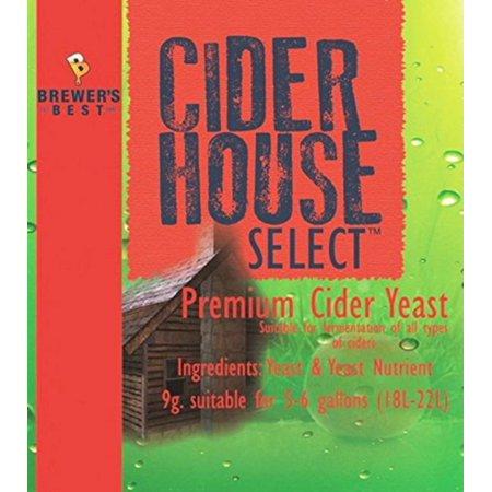 Cider House Select Premium Cider Yeast