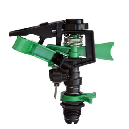 1/2inch Garden Sprinkler, 360 Degree Rotating Lawn Sprinkler with a Large Area of Coverage Adjustable - image 3 of 5