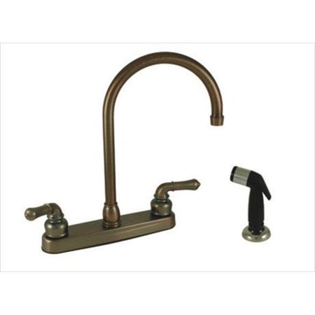 OB801GSOB 8 In. Bronze Kitchen Faucet