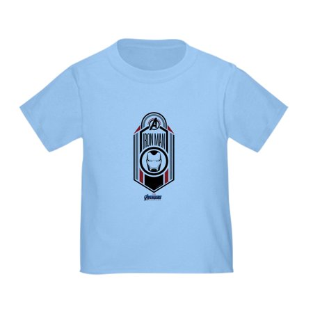ccbbbd9c CafePress - Iron Man Logo Toddler T Shirt - Cute Toddler T-Shirt, 100%  Cotton - Walmart.com