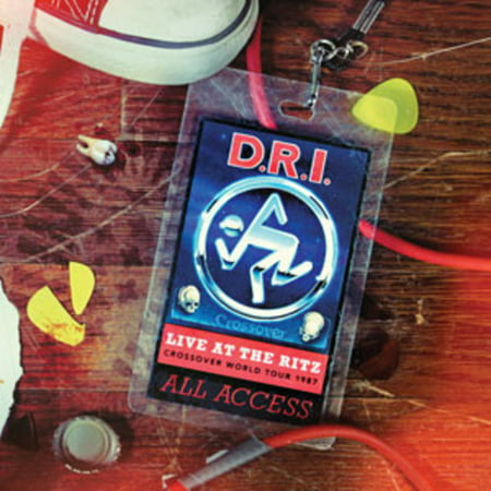 D.R.I. - Live At The Ritz 1987 (Vinyl) - image 1 of 1