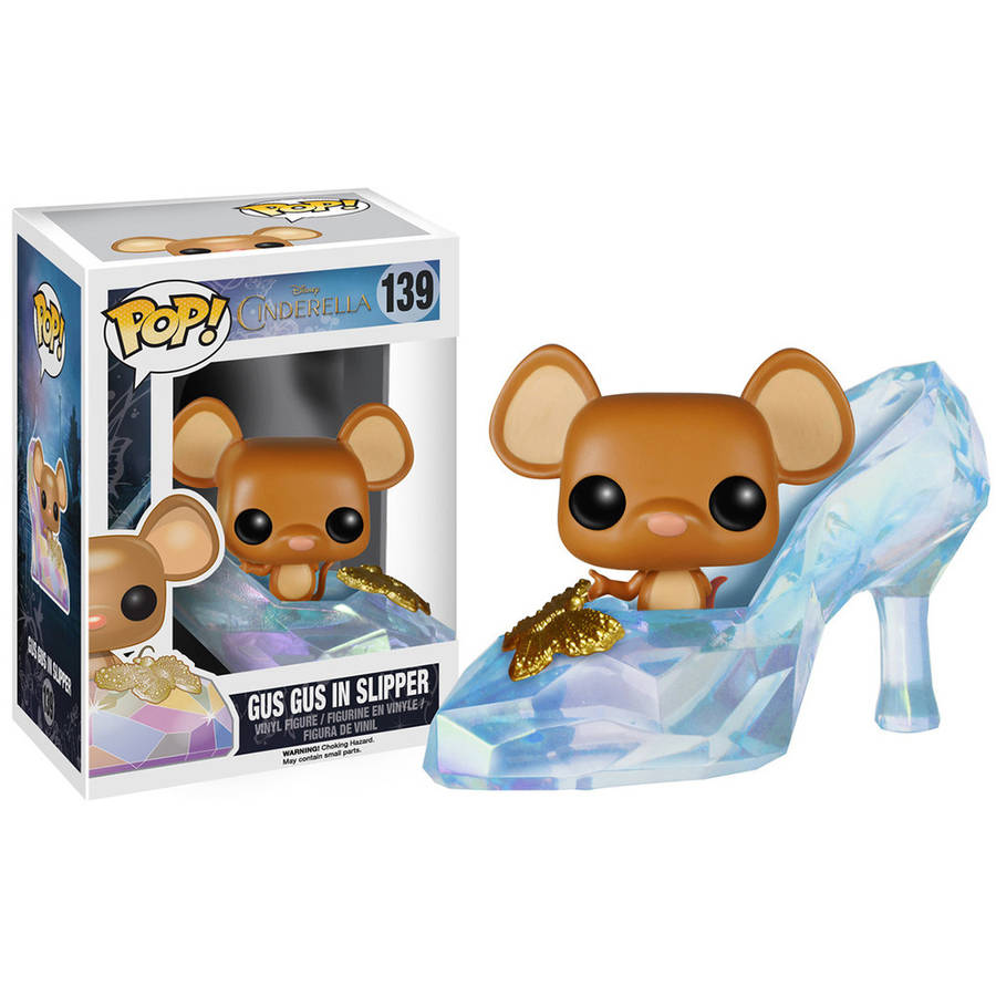 Funko Pop! Disney Cinderella Live Action, Slipper
