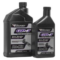 Torco International Corp T930077SE GP-7 Racing 2T Oil - 1 Gallon