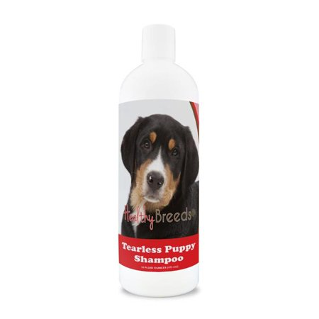 Healthy Breeds 840235186168 Greater Swiss Mountain Dog Tearless Puppy Dog
