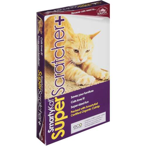 SmartyKat SuperScratcher Plus Cat Scratcher