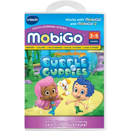 Vtech Mobigo Software Bubble Guppies