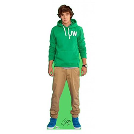Advanced Graphics Liam - One Direction Cardboard Cutout Life Size - Stand Up Cardboard