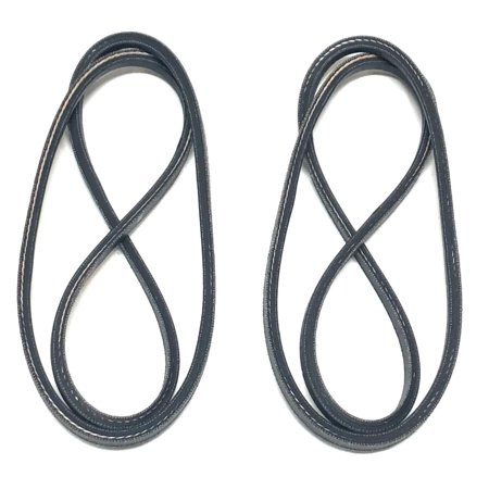 Set of Two, Snow Thrower Replacement Belts for Ariens 72023,