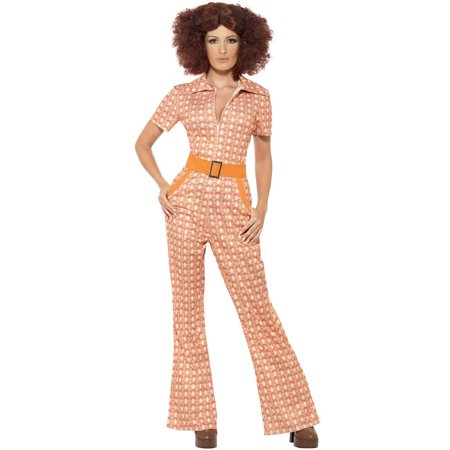 70s Chic Chick Adult Costume](Rocker Chick Costume)