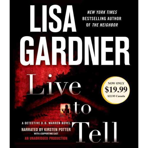 Live to Tell:  Novel