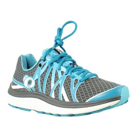 Pearl Izumi Womens Em Road N 3 Gray Running Shoes Size 5.5