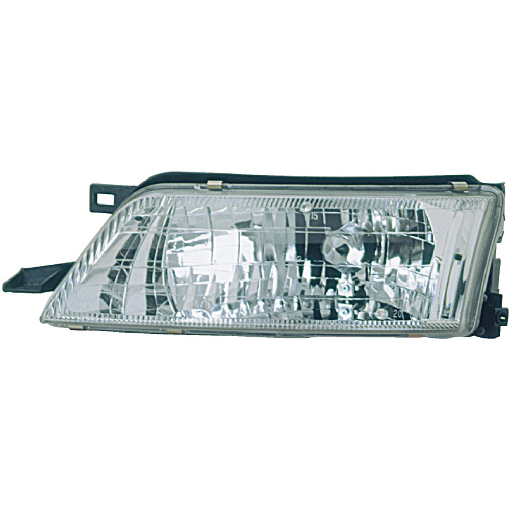 1997 Nissan Maxima Right Side Headlight Diagram - Circuit Wiring And ...