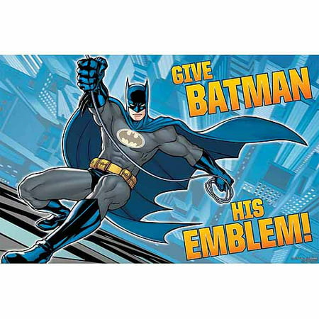 Batman Party Game](Batman Wholesale)