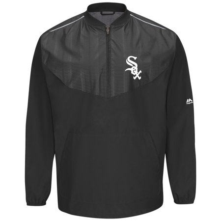 Chicago White Sox Majestic MLB Authentic Cool Base On-Field Training Jacket by