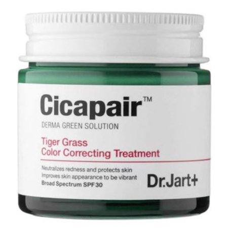 Dr. Jart+ Cicapair Tiger Grass Color Correcting Treatment SPF30, 1.7Oz