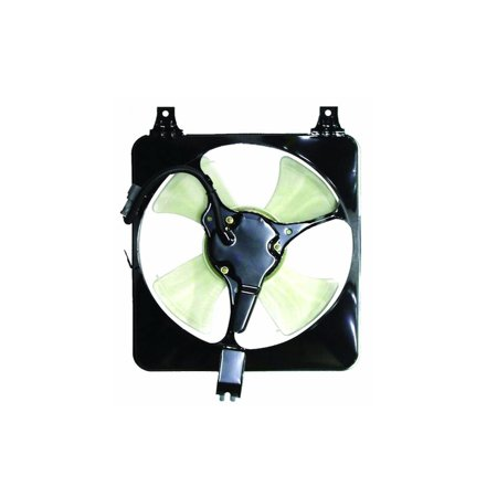 Replacement Depo 317-55001-200 Cooling Fan For 97-99 Acura CL 91-97 Honda Accord