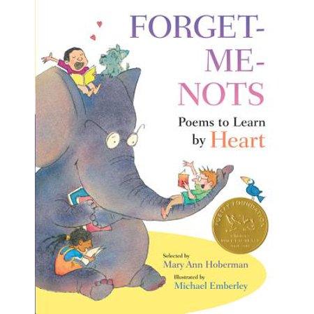 Forget-Me-Nots : Poems to Learn by Heart](Easy To Learn Halloween Poems)