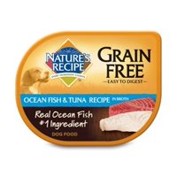 Nature's Recipe Grain Free Chicken Variety Pack Wet Dog Food, 2.75 Ounces