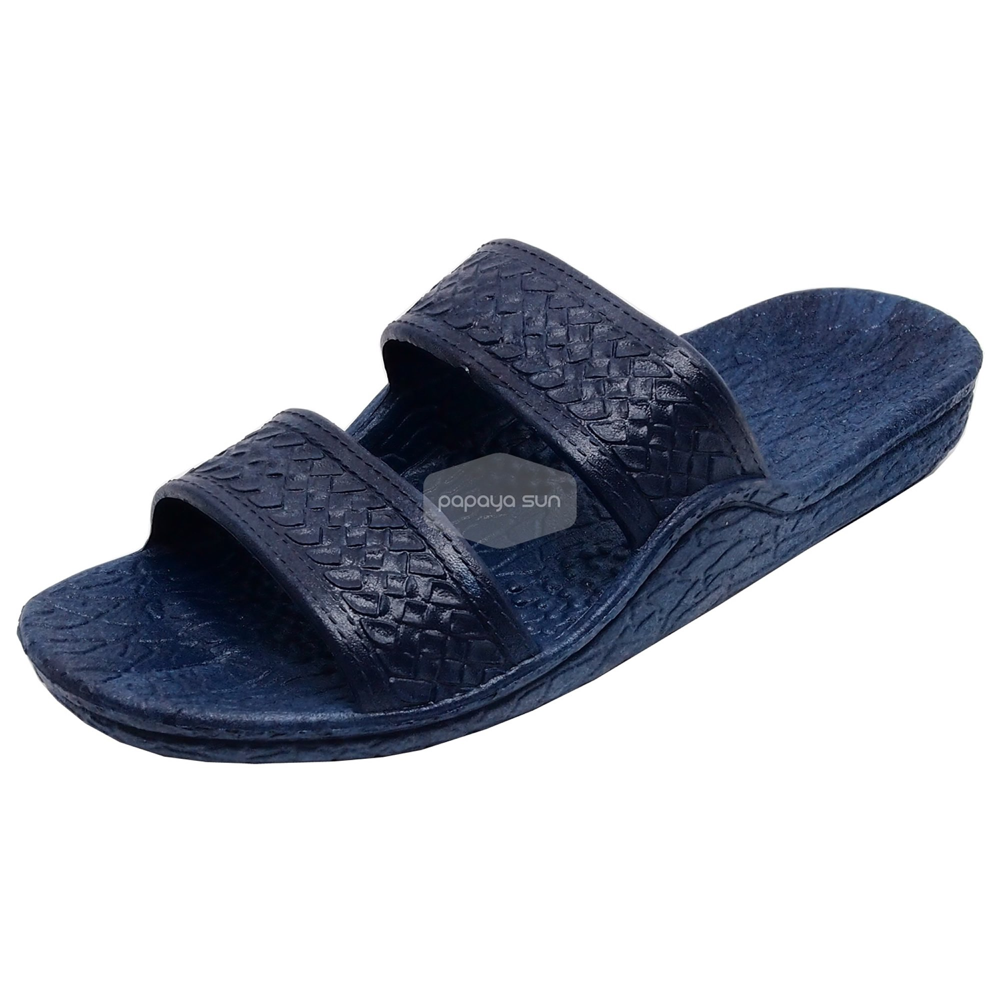 a7726064ae575c Pali Hawaii - Pali Hawaii Navy Jesus Hawaiian Sandals Jandals - Walmart.com