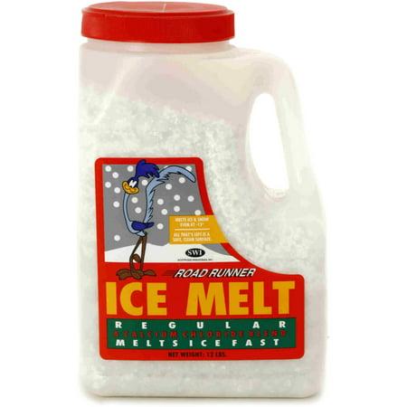 Road Runner Ice Melt Jug