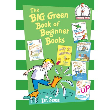 The Big Green Book of Beginner Books for $<!---->