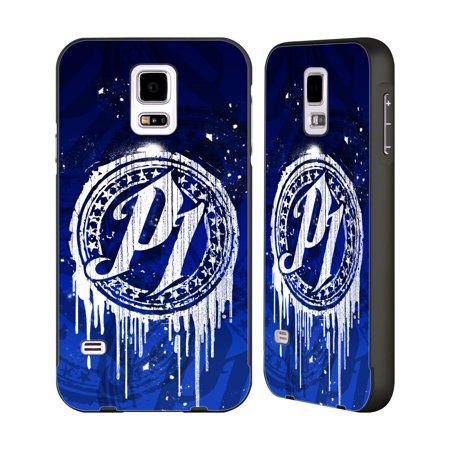 Official Wwe Aj Styles Black Aluminium Bumper Slider Case For Samsung Phones