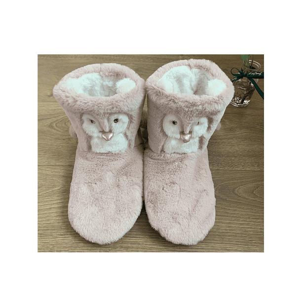 Daeful Daeful Animal Patterns Slippers For Women Indoor Slippers Bedroom House Shoes Slip On Walmart Com Walmart Com