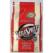Vita Spelt Flour Whole Grain 25 Lb (Pack of 1)