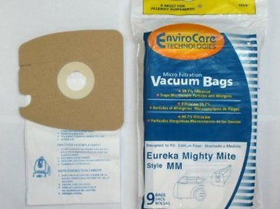 153-9 Single Pack Replacement Replacement Vacuum Bag for Envirocare 60295BA-6