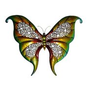 Cheung's FP-2584 Metal Colored Butterfly