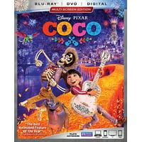 COCO Blu-Ray + DVD + Digital Deals