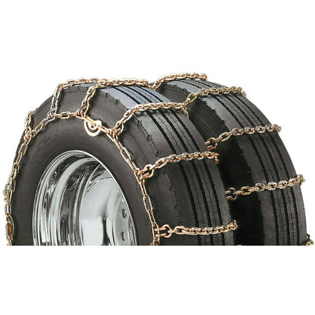 Square Link Alloy Truck Chains with Camlock For Dual/Triple (Triple Square Link)