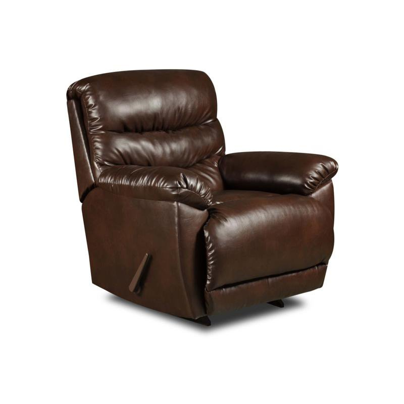 Chelsea Home Furniture Maine Leather Recliner